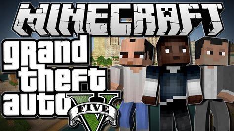 mod gta 5 minecraft download minecraft quot grand theft auto 5 quot gta v youtube