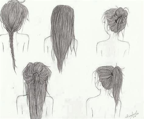 tumblr girl hair drawing wie kriege ich den dutt auf dem bild so hin frisur