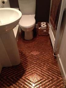 Cheap Bathroom Tiles Nyc 25 Best Ideas About Pennies Floor On
