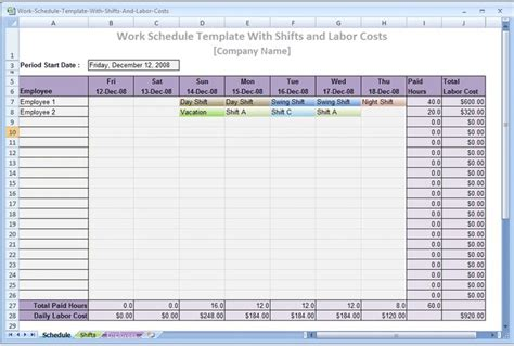 production schedule template tvproductionschedule