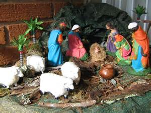 donde nacio el arbol de navidad historia pesebre 161 que viva la navidad