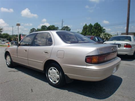 Value Of 1994 Toyota Camry Picture Of 1994 Toyota Camry Le Exterior