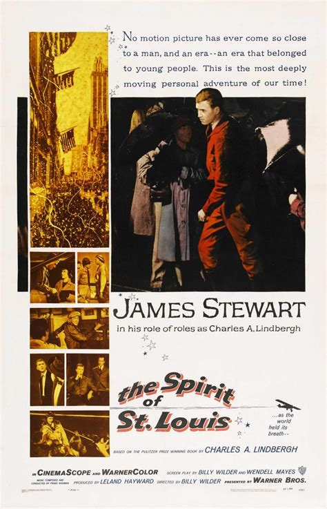 The Spirit Of St the spirit of st louis 1957 filmaffinity