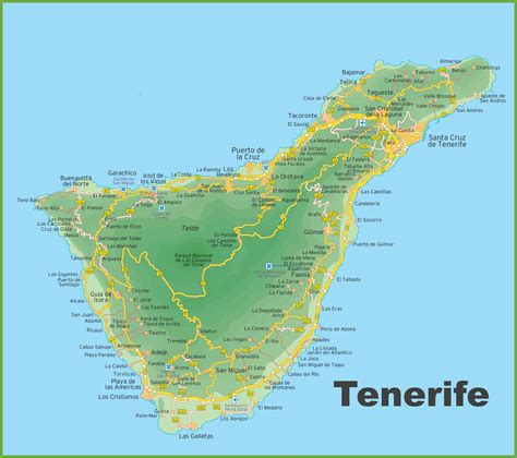 tenerife on a world map tenerife on a world map timekeeperwatches