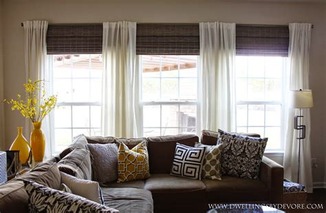 make window dwellings by devore bamboo shades to make your windows