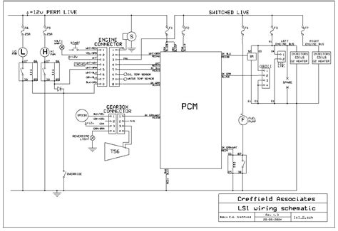 ignition coils wiring diagram for ls free