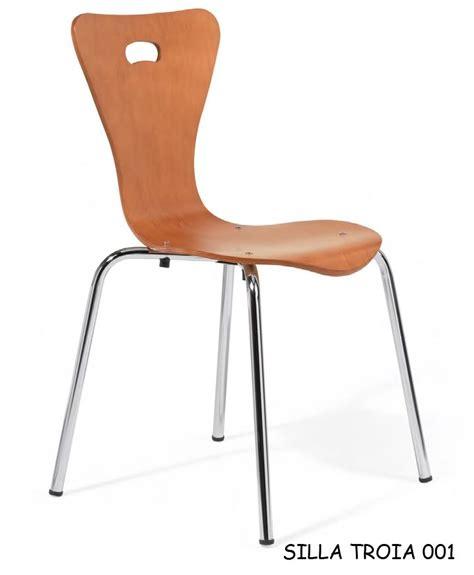 silla cafeteria silla cafeteria acero haya sillas cafeteria
