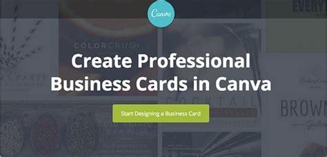 Canva Kartu Nama   10 situs yang menyediakan desain kartu nama online