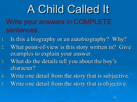 biography and autobiography comparison autobiographyandbiography