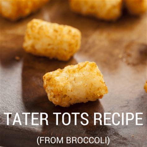 hot chips dr oz dr oz salt free kale chips broccoli tater tots recipe