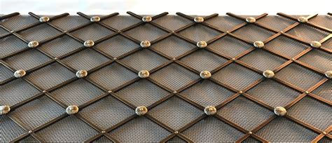 Decorative Metal Grilles For Cabinets by Decorative Grilles For New Zealand Cabinetry Perforated