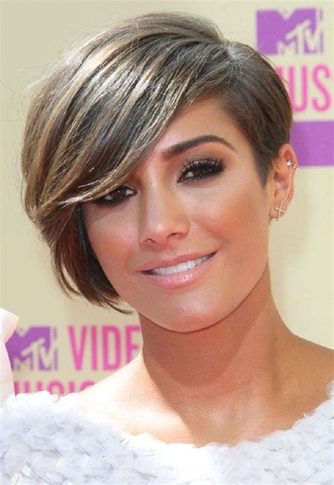side swept pixie haircut top 10 short haircuts for fall 2014 bobs fringes and