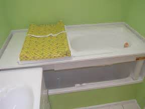 Changing Table In Bathroom Baby Baby Bath Baby Change Table New Baby Bath With Unique Features