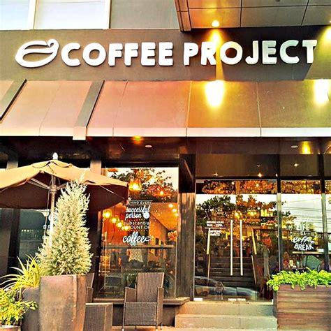 Zen Inspired coffee project a new garden inspired cafe in quezon city