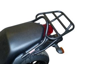 Motorcycle Luggage Racks Uk by Yamaha Xj6 Diversion 2009 Black Renntec Sport Carrier Rack