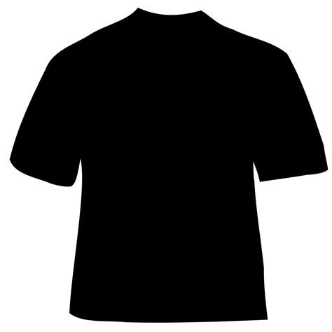The Tshirt 01 original file svg file nominally 200 215 200 pixels