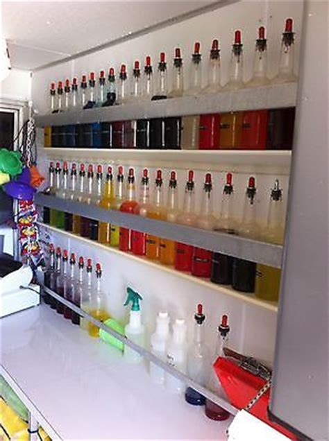 Snow Cone Bottle Rack by 25 Best Ideas About Snow Cone Stand On Summer