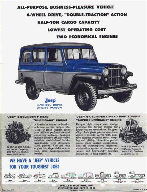 1959 jeep ad 01 45 best images about jeep ads on pinterest cars jeep