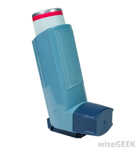 what is an inhaler with pictures