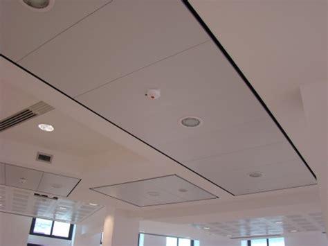controsoffitto metallico controsoffitto metallico da corridoio cusano milanino