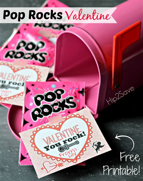 to from valentines pop rocks valentine s day cards free printables easy