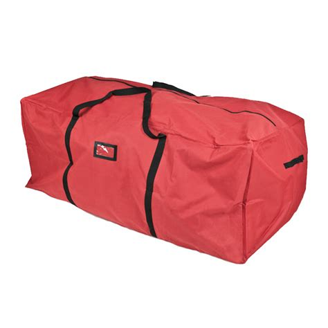 tree storage bag shop treekeeper 25 in x 52 in 15 cu ft polyester tree storage bag at lowes