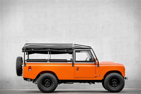 land rover series 3 1983 land rover series 3 suv uncrate