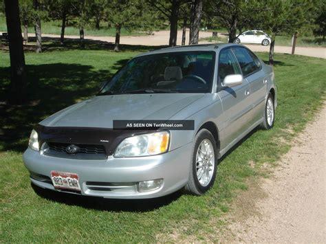2003 Subaru Legacy Sedan by 2003 Subaru Legacy L Se Sedan 4 Door 2 5l Included
