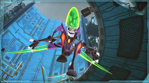 nefarious characters ratchet clank    ps