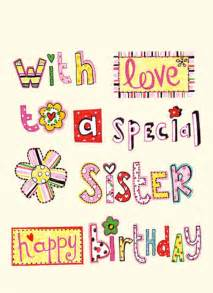 Happy birthday wishes for sister sayingimages com