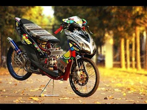 Knalpot Racing Bobokan Yamaha Mio Soul Gt 115 Cc Model Tsukigi cutting modified priview doovi
