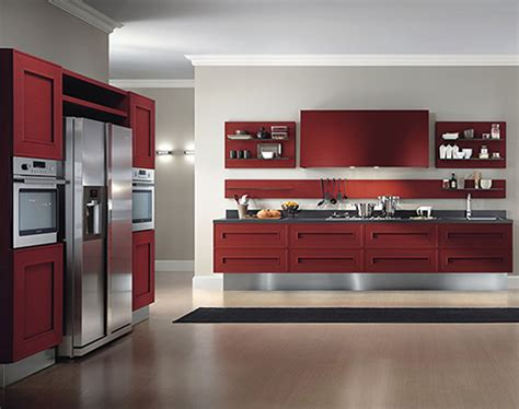 Furniture In The Kitchen Contemporary Kitchen Cabinets Afreakatheart