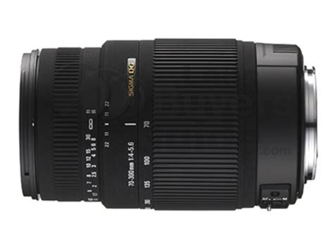 Bekas Sigma 70 300mm sigma 70 300mm f 4 5 6 dg os lens reviews specification