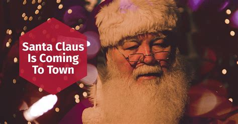 Santa Claus Coming santa claus is coming to town thanks to those spoiled