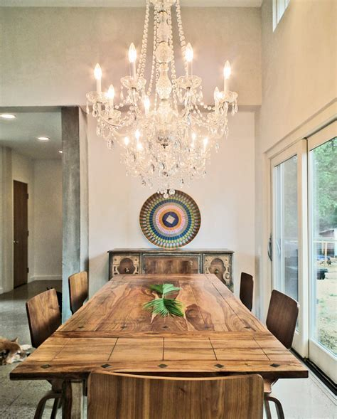 Ikea crystal chandelier dining room contemporary with