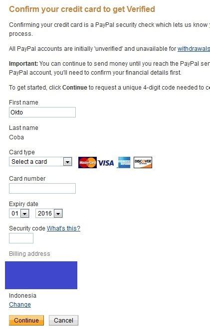 cara membuat visa bisnis di indonesia kartu kredit regular beranda cara membuat akun paypal