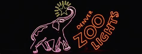 Denver Zoo Lights 2018 Tickets Hours Dates Coupons Denver Zoo Lights Tickets