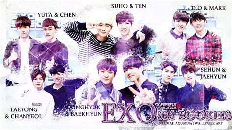 wallpaper exo for laptop exo wallpapers wallpaper cave