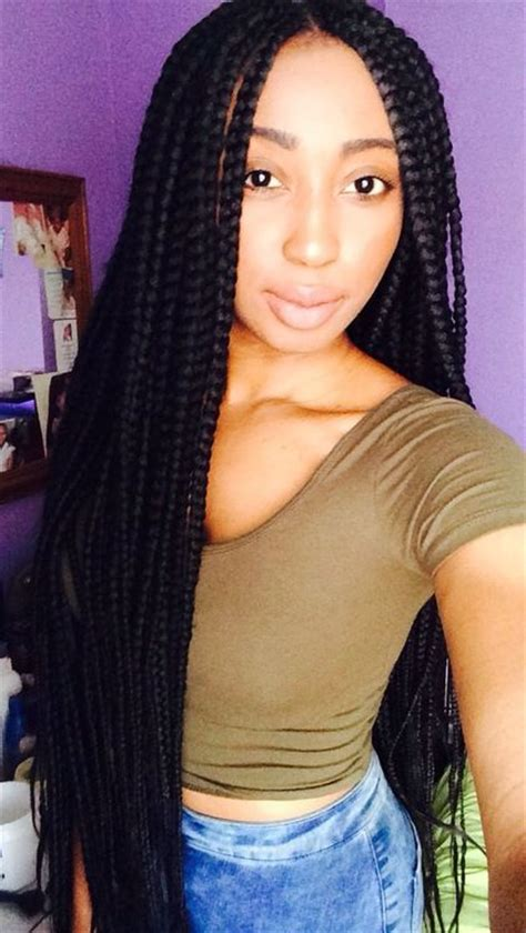 pictures of nigerian long braids 40 chic and super fashionable african braids