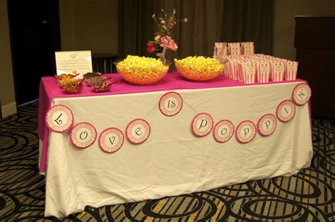 bridal shower table how to plan the perfect bridal shower