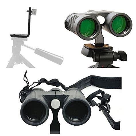 Top Teropong Binocular Kamera Tripod ueasy l type metal binocular fixed bracket tripod adapter import it all