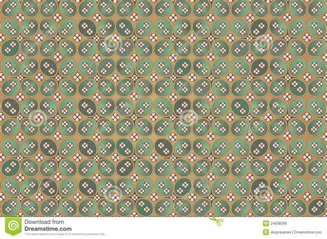 pattern batik kawung kawung batik pattern cotton royalty free stock image