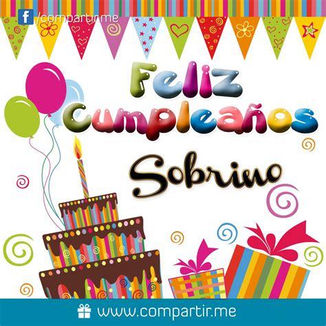 Imagenes Cumpleaños A Sobrino | imagen de feliz cumplea 241 os sobrino imagui