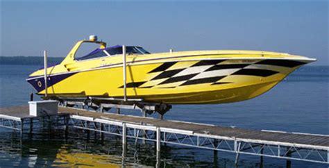used hydraulic boat lift hydraulic boat lift small to medium sized boats