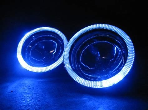Halo Lights Blue Halo Fog Lights 3 75 Quot Sport Compact Auto