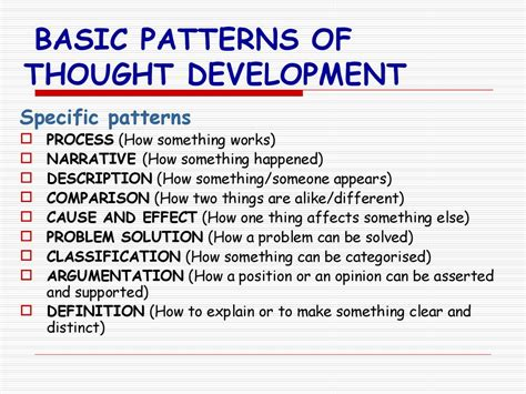 definition pattern of development writing apple activity презентация онлайн