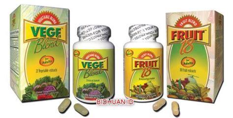 Suplemen Fruit 18 vegeblend dan fruitblend produk suplemen anak dan ragam manfaat serta harganya berbagi