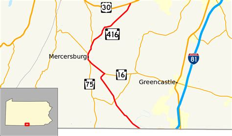 file pennsylvania route 416 map svg