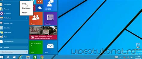 windows 10 video tutorial ro prezentare windows 10 technical preview