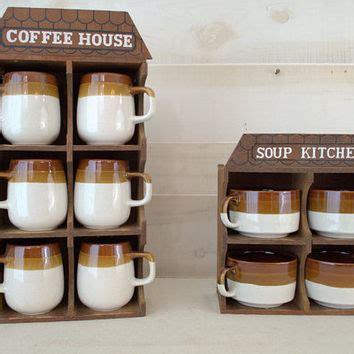 Wall Mounted Coffee Cup Rack by Best Mug Rack Products On Wanelo